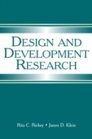 Design and Development Research Methods, Strategies, and Issues