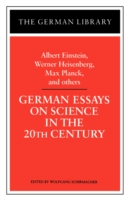 German Essays on Science