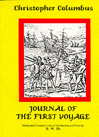 Columbus Journal of the First Voyage (Diario Del Primer Viaje - 1492)