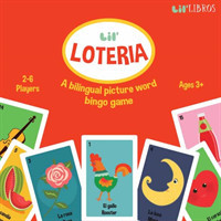 Lil' Loteria: A Bilingual Picture Word B
