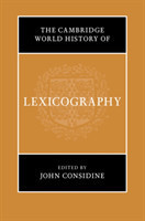 Cambridge World History of Lexicography
