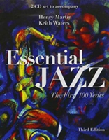 2 CD Set for Martin/Waters' Essential Jazz, 3rd