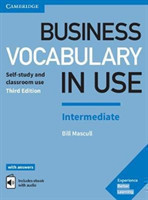Business Vocabulary in Use: Intermediate Book with Answers and Enhanced ebook Self-Study and Classroom Use