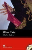 Macmillan Readers Intermediate Oliver Twist + CD Pack