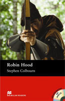 Macmillan Readers Pre-Intermediate Robin Hood + CD Pack