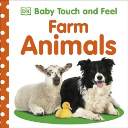 Baby Touch and Feel Farm Animals