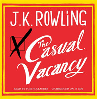The The Casual Vacancy, 15 Audio-CDs