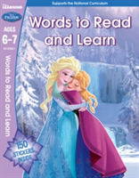 Frozen - English Vocabulary (Year 2, Ages 6-7)