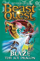 Beast Quest: Blaze the Ice Dragon