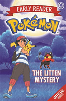 The Official Pokemon Early Reader: The Litten Mystery Book 6