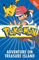 The Official Pokemon Fiction: Adventure on Treasure Island Book 11