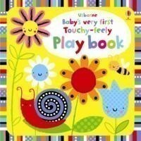 Babys Very First Touchy-Feely Playbook