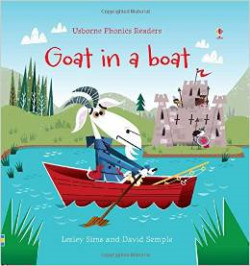 Goat in a Boat