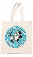 Readers of the World, Unite! Tote