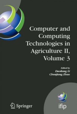 Computer and Computing Technologies in Agriculture II. Vol.3