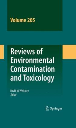 Reviews of Environmental Contamination and Toxicology. Vol.205