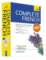Teach Yourself: Complete French, w. 2 Audio-CDs (MP3 compatible) Learn to read, write, speak and understand a new language with Teach Yourself