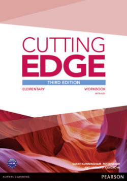 Cutting Edge, 3rd Edition Elementary Workbook with Key + Online Audio
