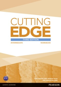 Cutting Edge, 3rd Edition Intermediate Workbook without Key + Online Audio