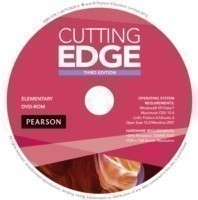 Cutting Edge, 3rd Edition Elementary Student's Book + DVD