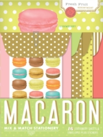 Macaron Mix & Match Stationery