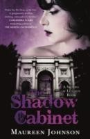 The The Shadow Cabinet A Shades of London Novel