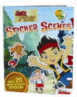 Disney Junior Jake and the Never Land Pirates Sticker Scenes