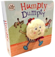 Little Learners Humpty Dumpty Finger Puppet Book