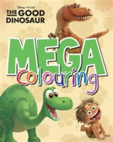 Disney Pixar The Good Dinosaur Mega Colouring