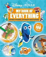 Disney Pixar My Book of Everything Stories, Stickers, Colouring and Activities