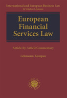 European Financial Services Law