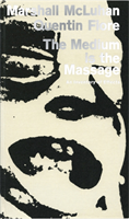 The Medium Is The Massage 50th Anniversary Hardcover Facsimilie Edition