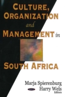 Culture, Organization & Management in South Africa