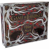 Game of Thrones House Stark: Desktop Stationery Set (With Pen)