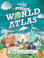 Amazing World Atlas Bringing the World to Life