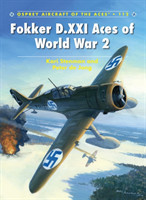 Fokker D.XXI Aces of World War 2