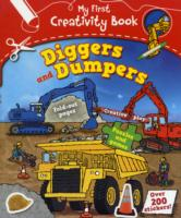 My First Creativity Book: Diggers and Dumpers
