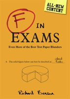 F in Exams The Big Book of Test Paper Blunders