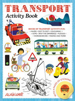 Transport Activity Book