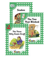 Jolly Phonics Readers, Complete Set Level 3 In Precursive Letters (British English edition)