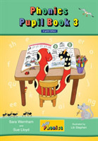 Jolly Phonics Pupil Book 3 (colour edition) in Print Letters (British English edition)