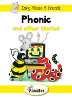Jolly Phonics Paperback Readers, Level 3 Phonic's Fantastic Facts In Precursive Letters