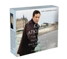 Case Histories: A Kate Atkinson CD Box Set One Good Turn, Case Histories, When Will There be Good News?
