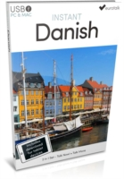 Instant Danish, USB Course for Beginners (Instant USB)