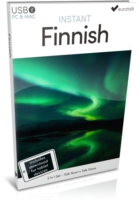 Instant Finnish, USB Course for Beginners (Instant USB)