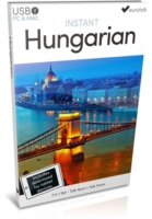 Instant Hungarian, USB Course for Beginners (Instant USB)