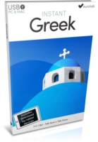Instant Greek, USB Course for Beginners (Instant USB)