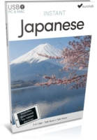 Instant Japanese, USB Course for Beginners (Instant USB)