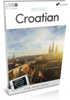 Instant Croatian, USB Course for Beginners (Instant USB)