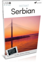 Instant Serbian, USB Course for Beginners (Instant USB)